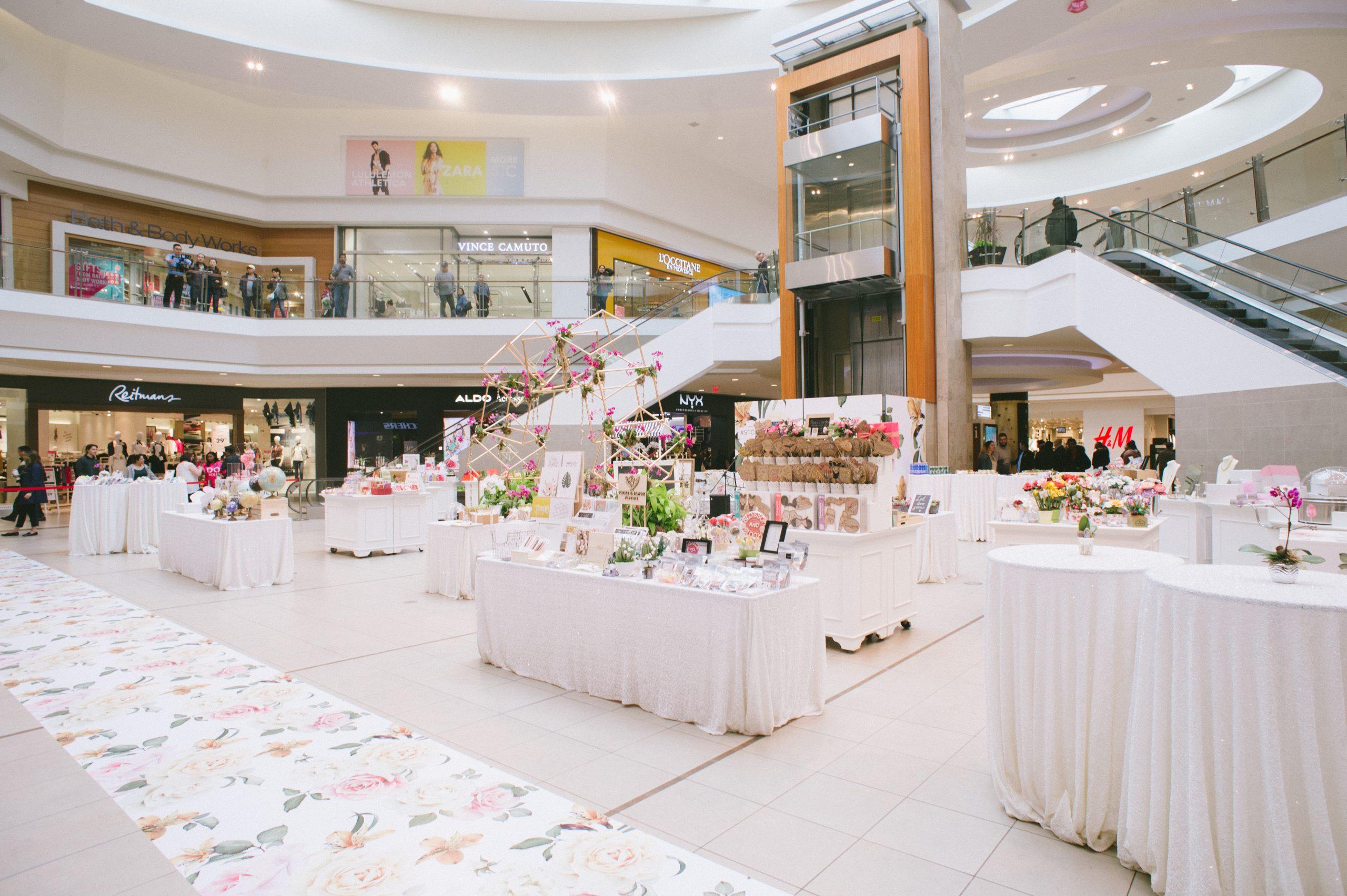 Flower Market STC in Centre Court