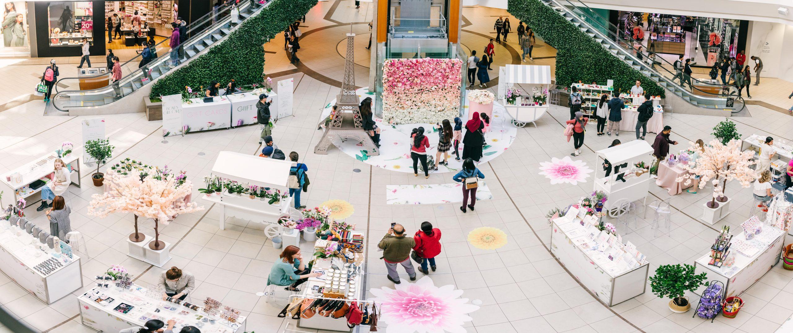 STC Court space Flower Market