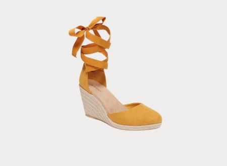 wedge heel